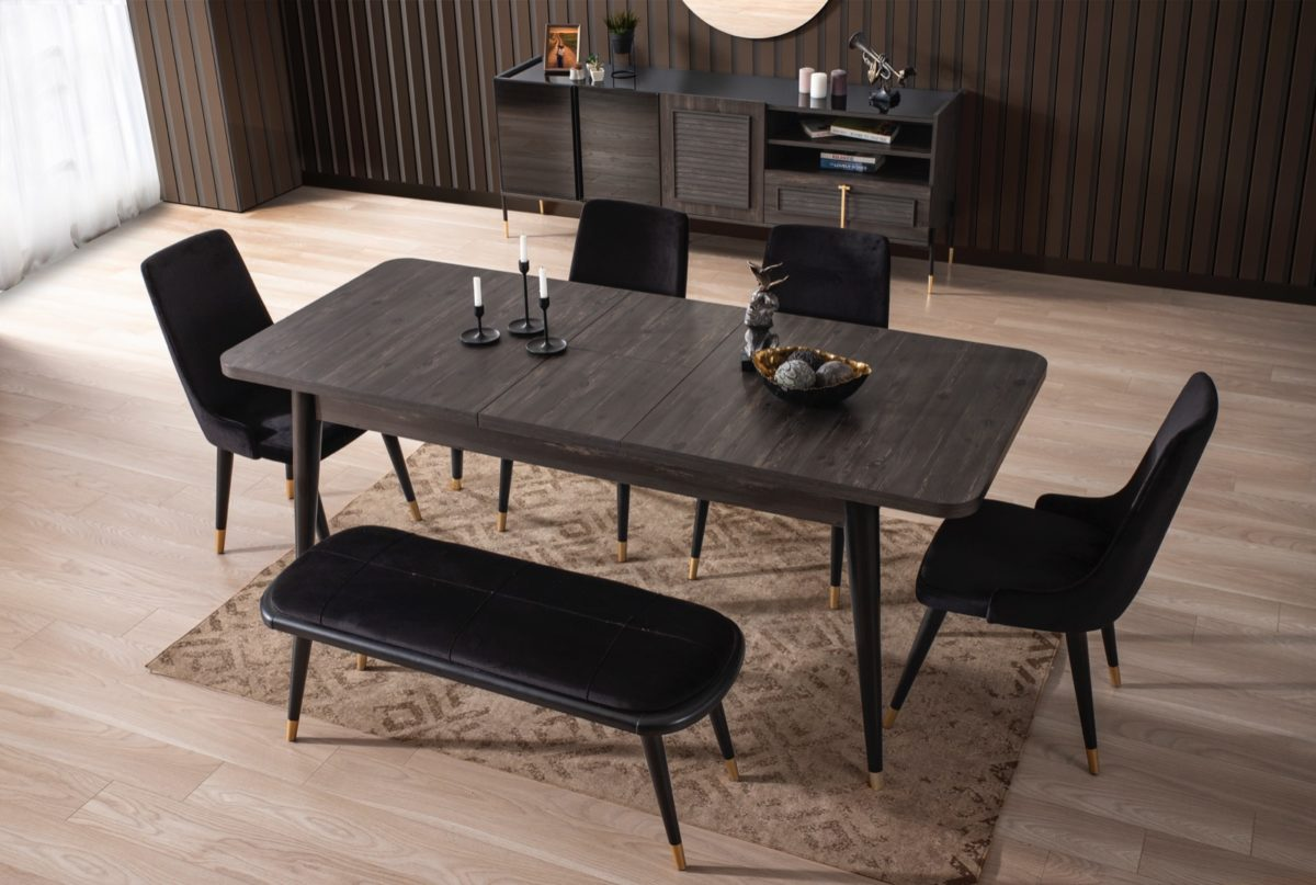 Mila Yemek Odası Masa Üst