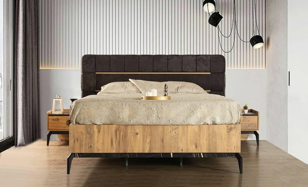 City Yatak Odası Karyola