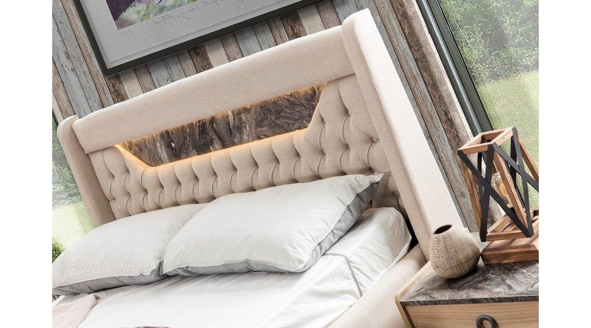 Gold Yatak Odası Karyola