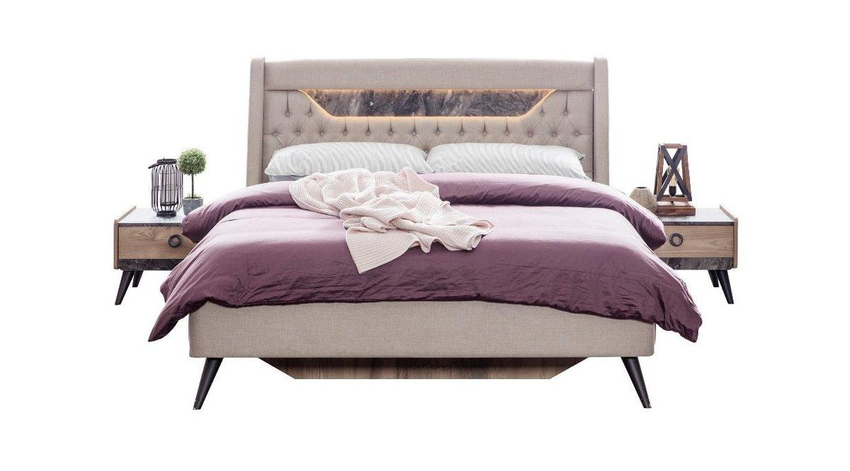 Gold Yatak Odası Takıım Karyola