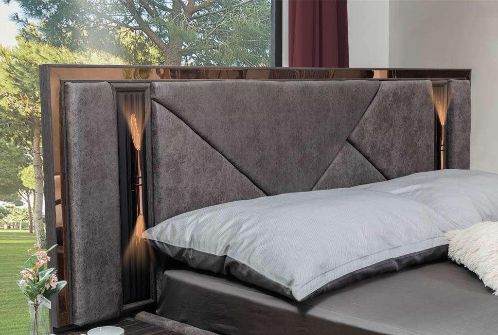Oslo Yatak Odası Karyola