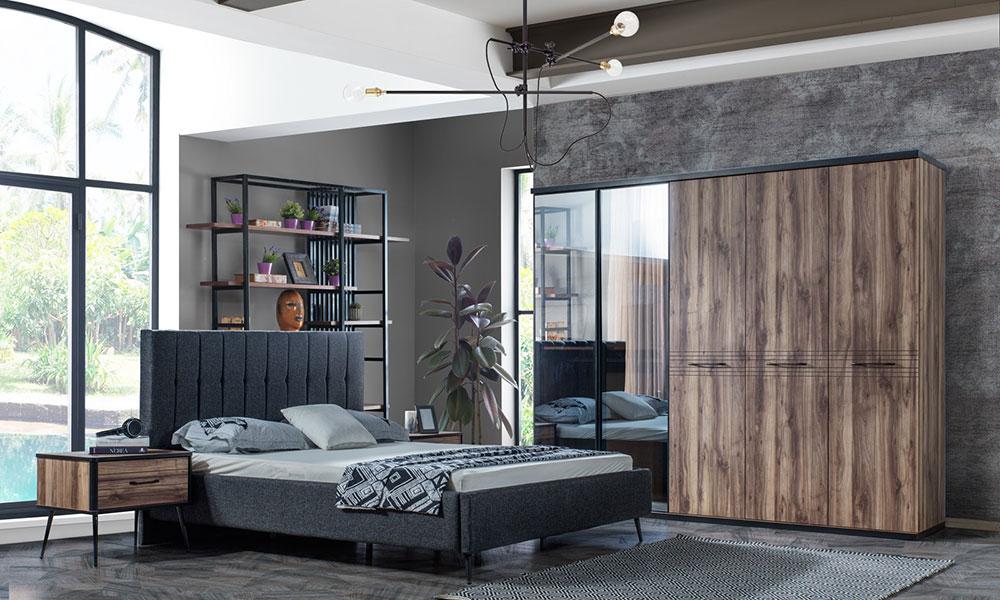 Nisa Yatak Odası