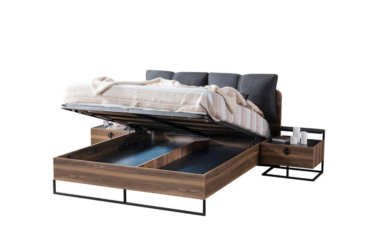 Cool Yatak Odası Karyola Detay