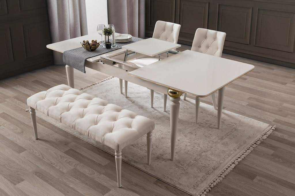 Jaguar Yemek Odası Masa