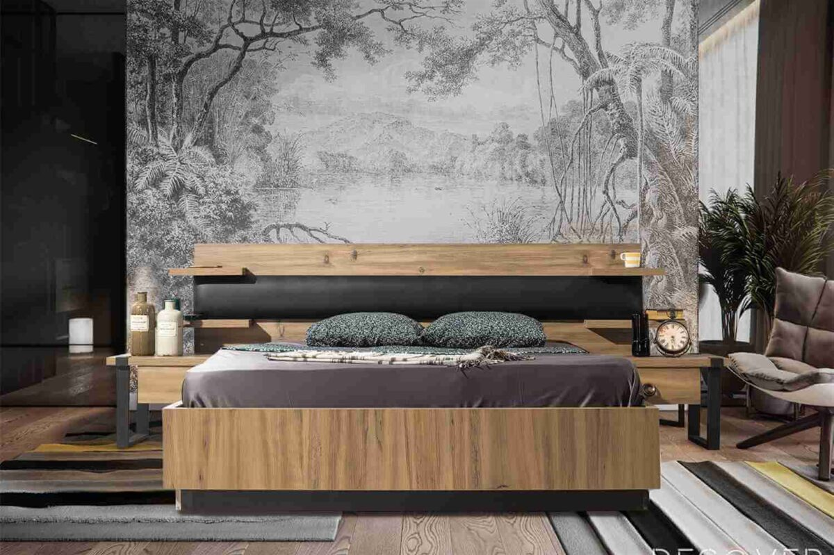 Mia Yatak Odası Takım