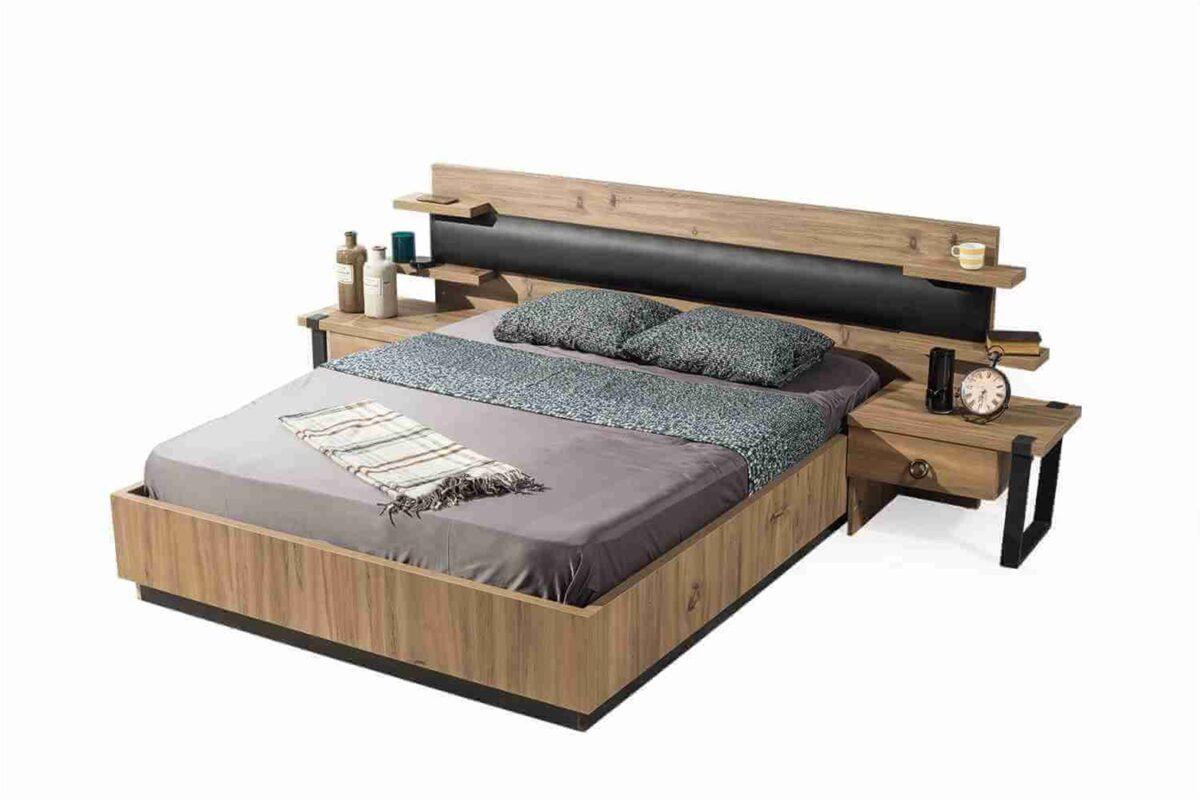Mia Yatak Odası Karyola