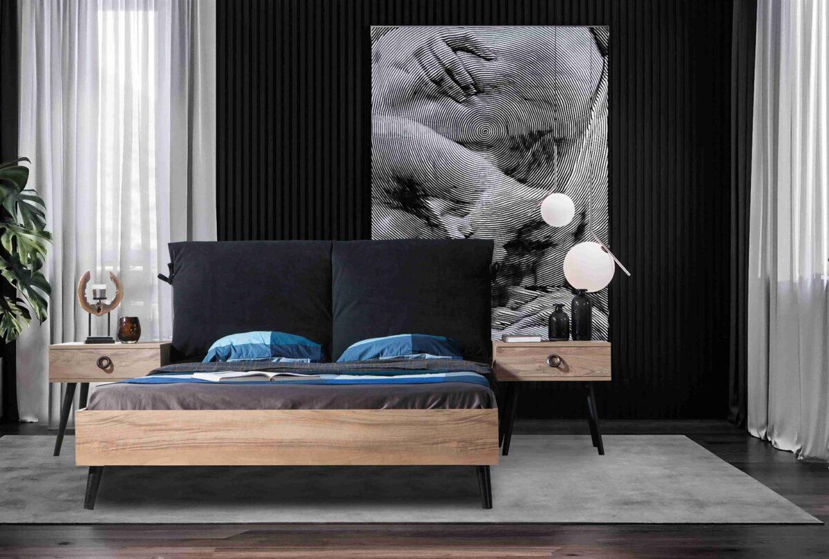 Premium Sürgülü Yatak Odası Takım