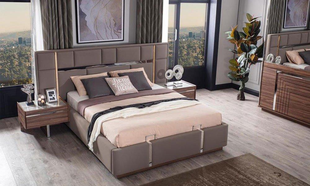 Dolce Ceviz Yatak Odası