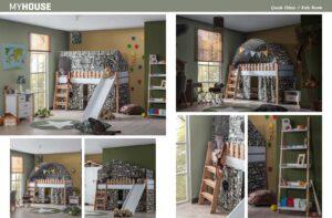 Bebek ve Genç Odası 7