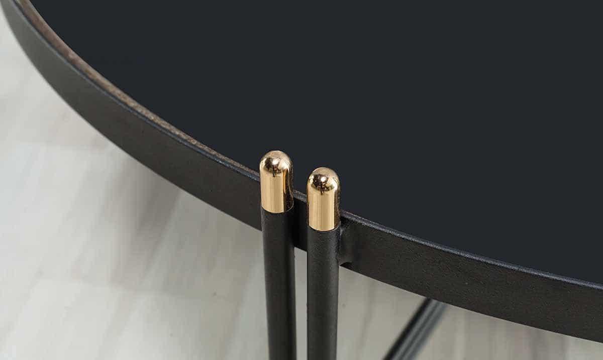 Lüx Plus Metal Ayaklı Orta Sehp