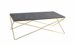 Valeri Metal Ayaklı Orta Sehpa